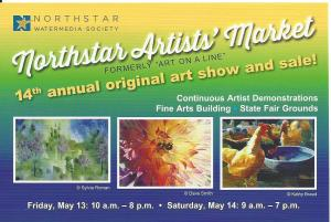14th Annual Artist Market Original Art Show And Sale
